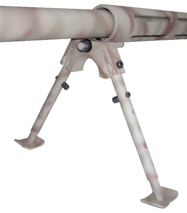 ALS Adjustable Folding Bipod